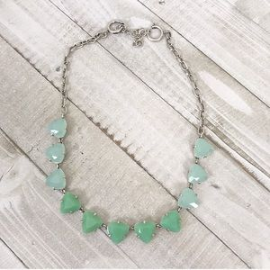 {Stella & Dot} Ombré Turquoise Necklace